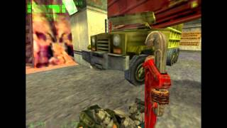 Half Life Opposing Force Episode 5 (Fun with Fire and Slippery Floors)