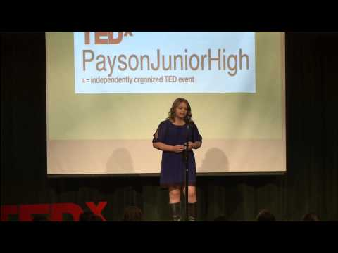 Why Do We Feel Like We Need Relationships to be Happy? | Tyleen Cisneros | TEDxPaysonJuniorHigh