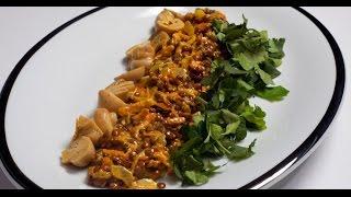 Жаркое из чечевицы | 7 нот вегетарианской кухни