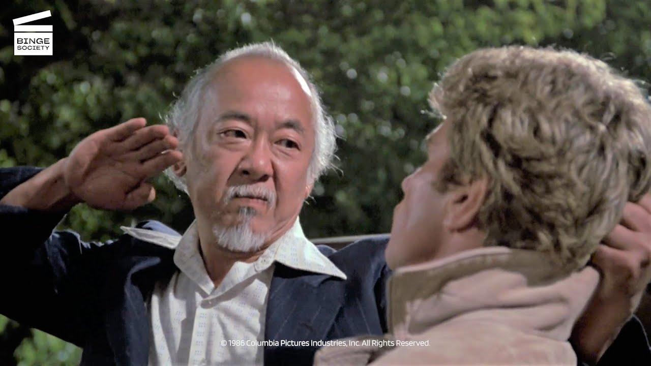 The Karate Kid Part II: No mercy