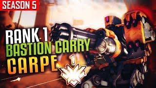 CARPE (#1 WORLD) CARRYING MASTERS WITH BASTION [SEASON 5]