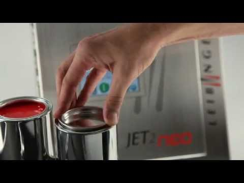 Leibinger JET2neo Industrial CIJ Inkjet Printer