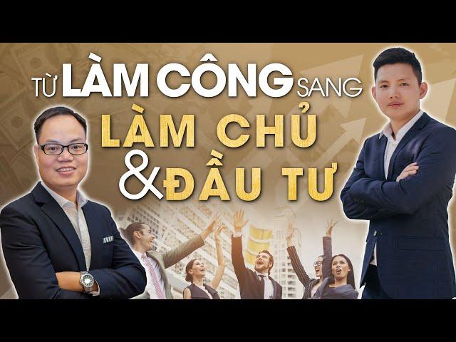 NHÌN LẠI SAU 1 NĂM LÀM CHỦ & ĐẦU TƯ | Quang Lê TV
