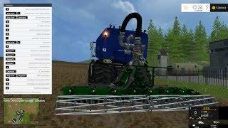 Heue stelle ich euch den Kotte Guelle Grubber V 1.0 SP Mod für Landwirtschafts Simulator 15.