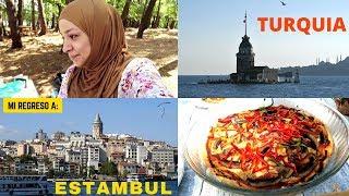 MI REGRESO A ESTAMBUL | El Bósforo + La Kız Kulesi | MEXICANA EN TURQUIA