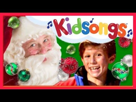 Jingle Bells   Deck The Halls   Kids Christmas Songs   Christmas Kids Songs   Kidsongs TV   PBS ...