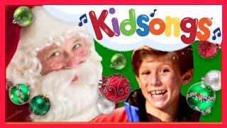 Kids Christmas Songs | Jingle Bells | Deck The Halls | Christmas Kids Songs | Kidsongs TV | PBS Kids