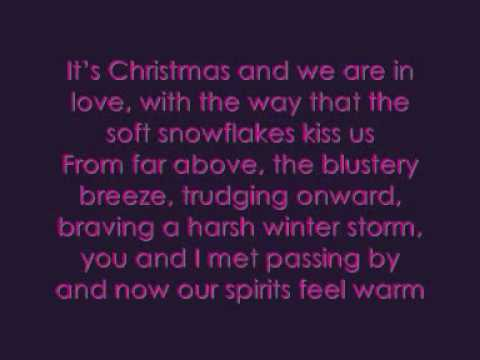owl city - the christmas song lyrics
