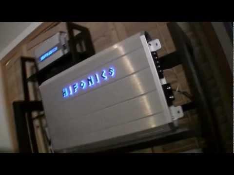 NEW Hifonics Car Audio Products At CES