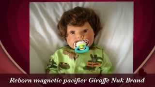 Reborn Magnetic Pacifiers, Discount Baby Doll Accessories & More