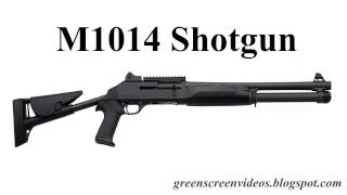 Guns- M1014 Shotgun Sound Effect