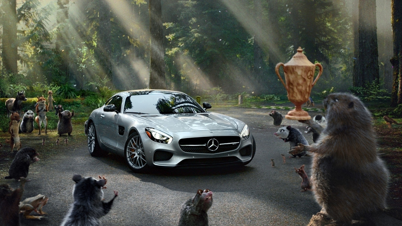Super bowl 2017 best car commercials featuring mercedes for Mercedes benz commercial