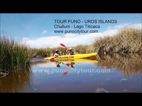 Puno Uros Islas Lago titicaca tour
