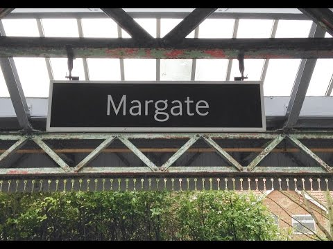 Full Journey on Southeastern from St Pancras to Margate (via Ebbsfleet, Ashford and Canterbury West)