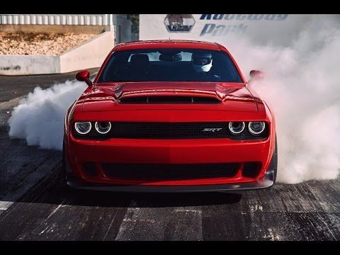 Dodge Demon VS. Camaro Exorcist!?? (Thoughts/Review) - YouTube