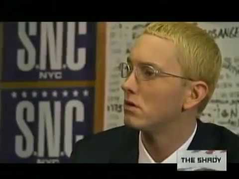 2004 - Eminem startuje na prezydenta - The Shady National Convention [PL / Napisy]