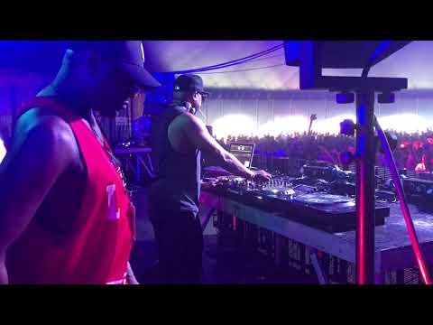 FABIO & GROOVERIDER B2B DJ MARKY W/ MC GQ SW4 2017