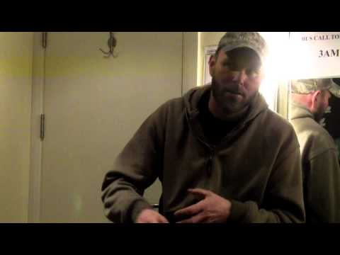 Interview - Tim Barry (2012)
