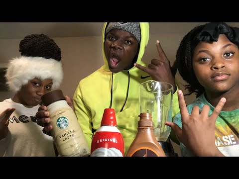 How To Make HomeMade Mcdonald's Frappes 😳😯‼️ (MUST SEE)