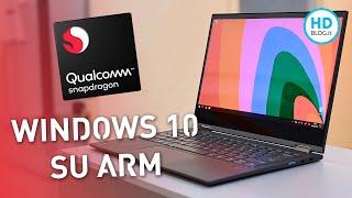Recensione Lenovo Yoga C630 WOS: Windows 10 su Snapdragon 850 ARM
