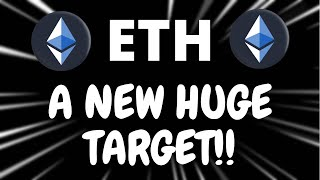 Ethereum A NEW HЏGE TARGET?? - Ethereum ETH Price Prediction