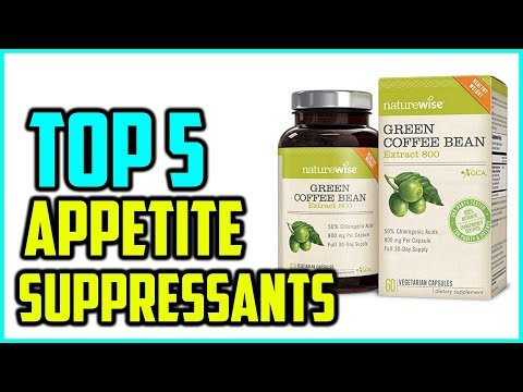 The 5 Best Appetite Suppressants