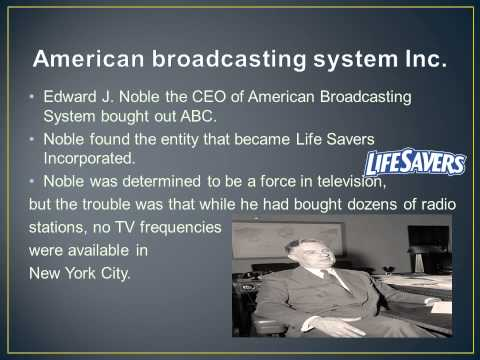 American Broadcasting Company Project
