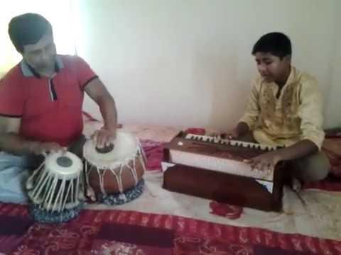 Dhono Dhanyo Pushpo Bhora - Samikshan Biswas