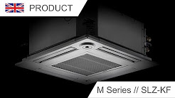 4-way ceiling cassette SLZ-KF Mitsubishi Electric