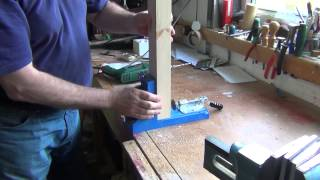 Making A Storage Bench Using Kreg Jig