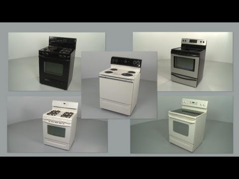 Electric Range/Stove/Oven Disassembly