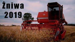 ☆Żniwa 2019☆ Owies pod kosę☆ Massey-Ferguson&Zetor...