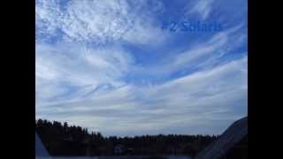 #2 Solaris. Clouds. Time lapse. Do-it-yourself