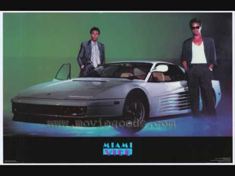 Miami Vice-Crocketts Theme Extended