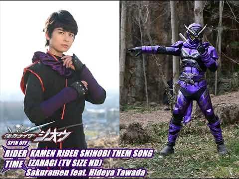IZANAGI (TV SIZE HD VER.) - Sakuramen feat. Hideya Tawada