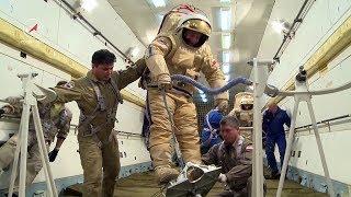 «Якорь» в открытом космосе