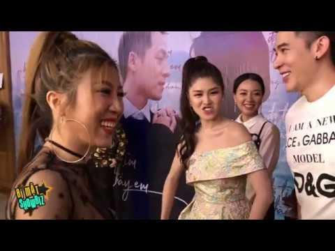 [8VBIZ] - Dương Khắc Linh, Băng Di, Trang Pháp đến chúc mừng Đăng Khôi ra MV mới