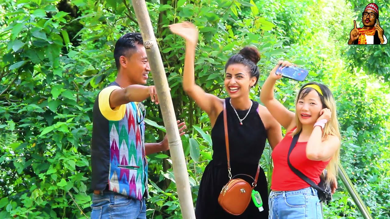 New Nepali Prank - मेकपवाली Got Prank च्यासी Prank by Bibisha Rai | Gone Fighting