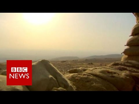 Mosul 'a city in waiting for deliverance' - BBC News