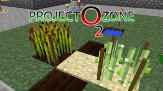 Project Ozone 2 Kappa Mode - CHEATY AGRICRAFT LEVELING [E11] (Modded Minecraft Sky Block)