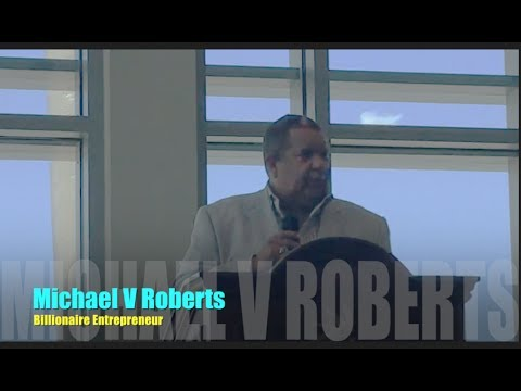 Bitcoin/Cryptocurrency is the future W/ Billionaire Michael V Roberts (7 min)