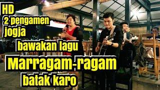 Gambar cover Marragam-ragam (PENGAMEN JOGJA MEBAWAKAN LAGU BATAK) Musisi jogja project
