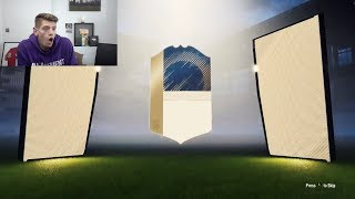 OMFG I GOT AN ICON IN A PACK!! 🔥😱(FIFA 18 PACK OPENING)