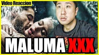 Maluma - Felices los 4 Reacción Coreano Loco