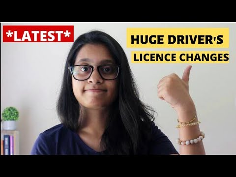 Huge Driver Licence Changes For International Students And Temporary Visa Holders