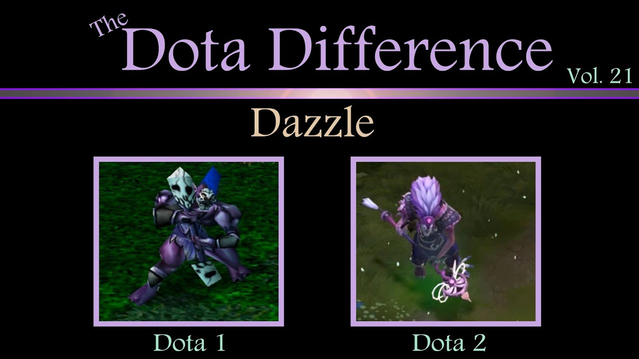 the dota difference vol 2 dazzle youtube