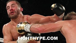 BILLY JOE SAUNDERS SCHOOLS DAVID LEMIEUX; FULL FIGHT AFTERMATH AND POST-FIGHT INTERVIEWS