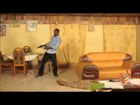 Silly African Movie Effects