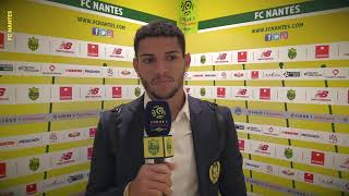 FC Nantes - Nîmes : la réaction des joueurs