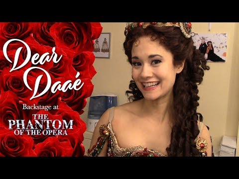 Episode 1: Dear Daaé: Backstage at THE PHANTOM OF THE OPERA with Ali Ewoldt